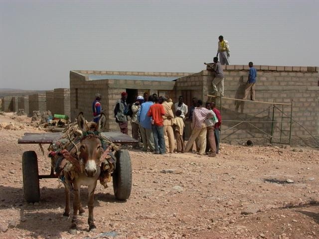 Hargeisa - Ayaha II returnees community construction