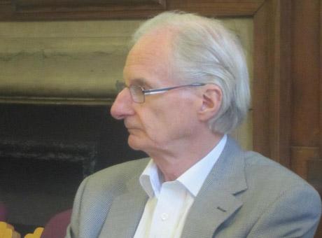 Patrick McAuslan 1937-2014